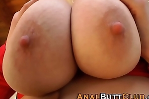 Kinky babes tits tied up