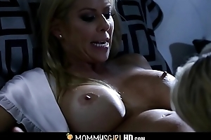 Step Daughter And MILF Alexis Fawx