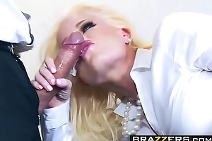 Brazzers - Big Tits readily obtainable Work - Cum Into My Business Deal scene starring Nikki Delano and Keiran Lee