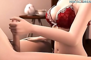 Cute Anime Maid Blowjob - Uncensored At WWW.HENTAIXDREAM.COM
