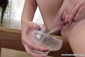 Wetandpissy - Lapping Up Her Piss
