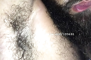 Armpit Fetish - Jersey Armpit Video7