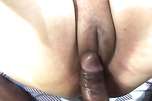Desi wife getting fucked and spreading cunt