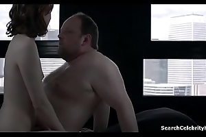 Julie-Marie Parmentier Fully Nude in Rapace