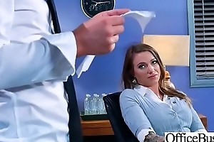 Office Sex With Sluty Big Juggs Teen Girl (Juelz Ventura) vid-13