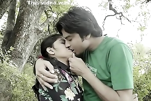 College Couple Din&rsquo_t Control Love In Forest Short Movie - HClips - Private Home Clips