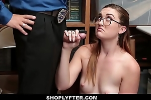 Shoplyfter - Stripped Down and Inspected For Pilfering