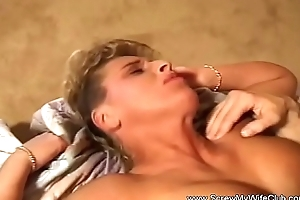 Creampie For Swinger Housewife