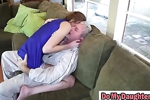 Perverted grandpa is pounding his girlnson2-full-hi-2
