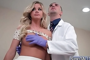 Doctor Bang With Naughty Hot Patient (Jessa Rhodes) video-12