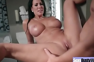 Sex On Camera With Big Round Juggs Sexy Wife (Reagan Foxx) video-16