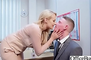 Hardcore Bang With Horny Big Tits Office Girl (Angel Wicky) video-01
