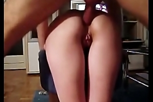 Filling my sisters ass forth cum - PervMily.com