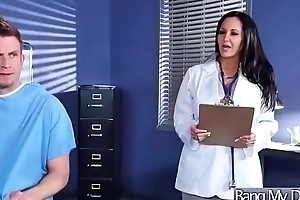 Hardcore Sex Between Pollute And Slut Horny Patient (Ava Addams) video-08