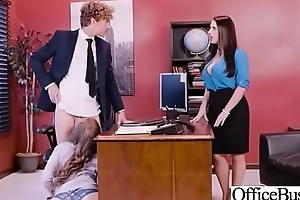 Hot Sex In Assignation With Big Round Boobs Girl (Angela White &amp_ Lena Paul) video-03