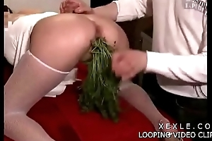 ANAL PUSSY FISTING - part 4